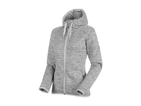 Mammut Chamuera ML Hooded Jacket W marble