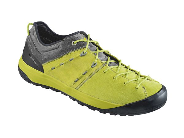 Mammut Hueco Low GTX dark citron/grey