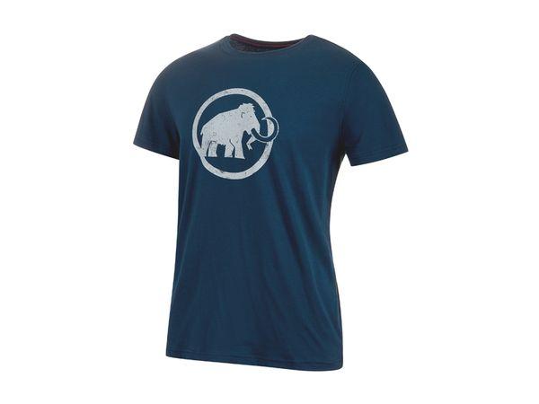 Mammut Logo T-Shirt peacoat prt2