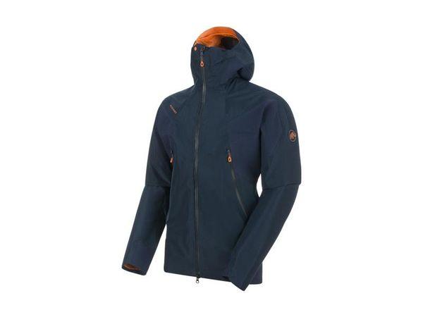 Mammut Nordwand HS Flex Hooded Jacket M night