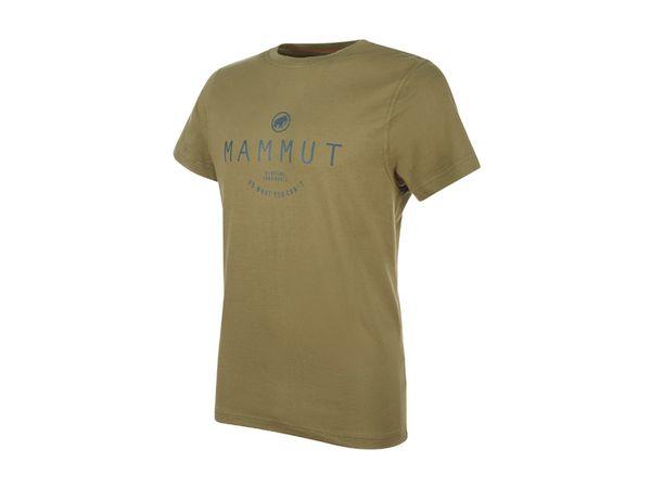 Mammut Seile T-Shirt olive PRT1