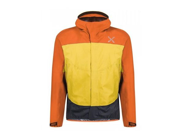 Montura Energy Star Jacket giallo sole/aragosta