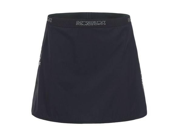 Montura Run Skirt + Shorts W nero