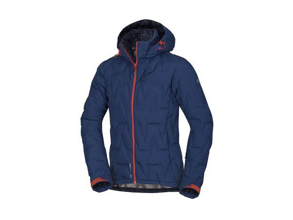 Northfinder Milo jacket blue/orange