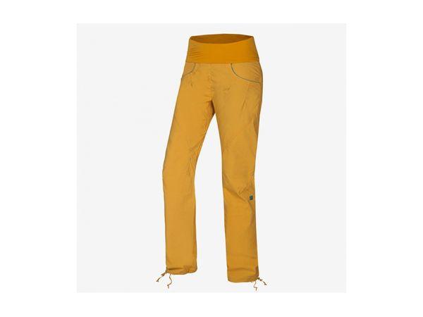 Ocún Noya Pants Women yellow/blue