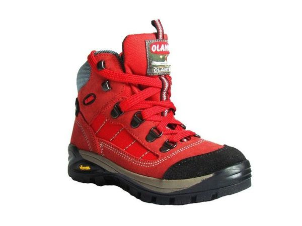 Olang Tarvisio Tex Kid rosso