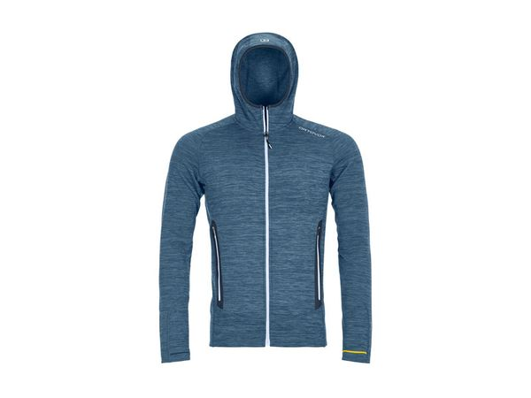 Ortovox Fleece Light Melange Hoody night blue blend