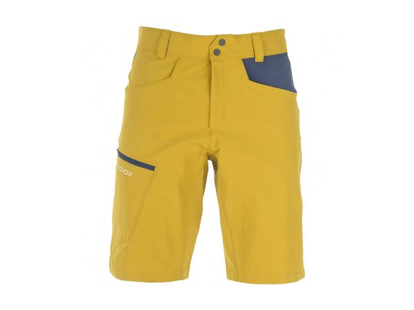 Ortovox Pelmo Shorts yellowstone