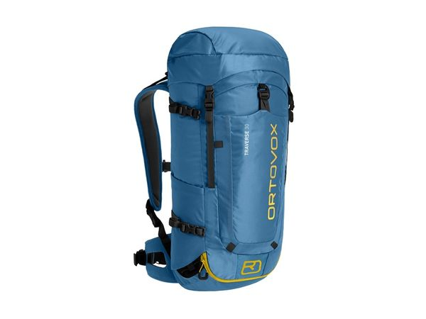 Ortovox Traverse 30 blue sea