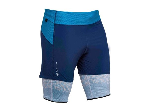 Raidlight Ultralight short dark blue