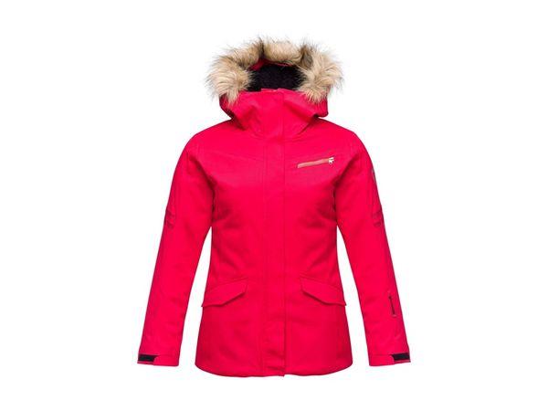 Rossignol W Parka Jacket red