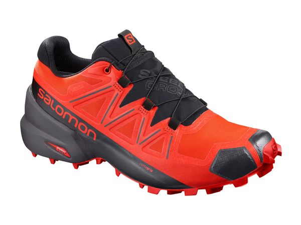 Salomon Speedcross 5 GTX valiant poppy/black/cherry