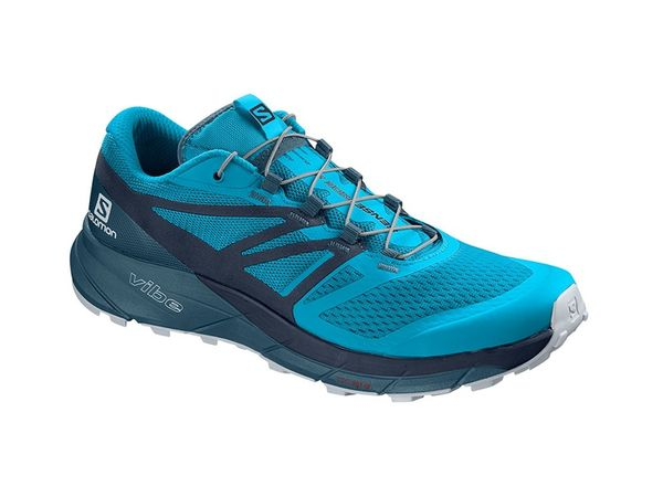 Salomon Sense Ride 2 hawaiian o/navy blue