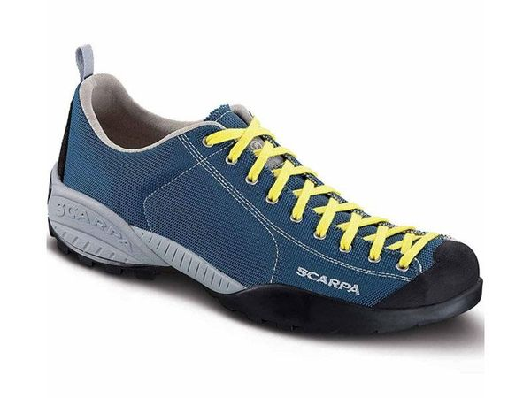 Scarpa Mojito Fresh denim blue/yellow
