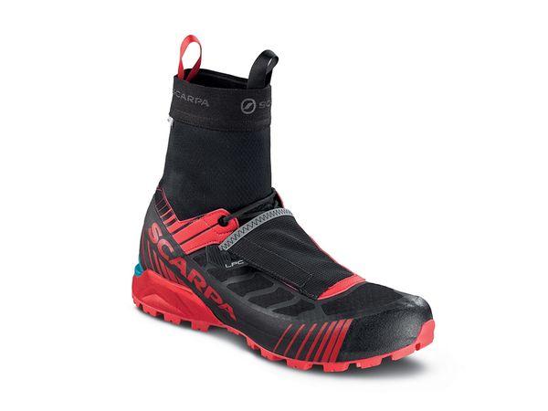 Scarpa Ribelle S OD black/red