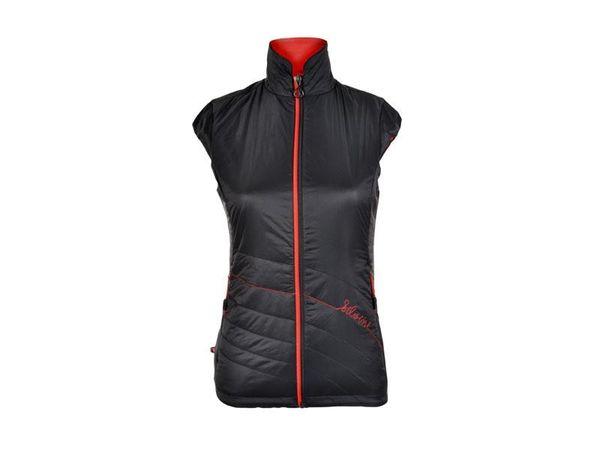 Silvini Conca Vest W black/red