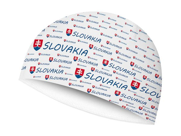 Sportcool Čiapka Active Slovakia 8066 biela