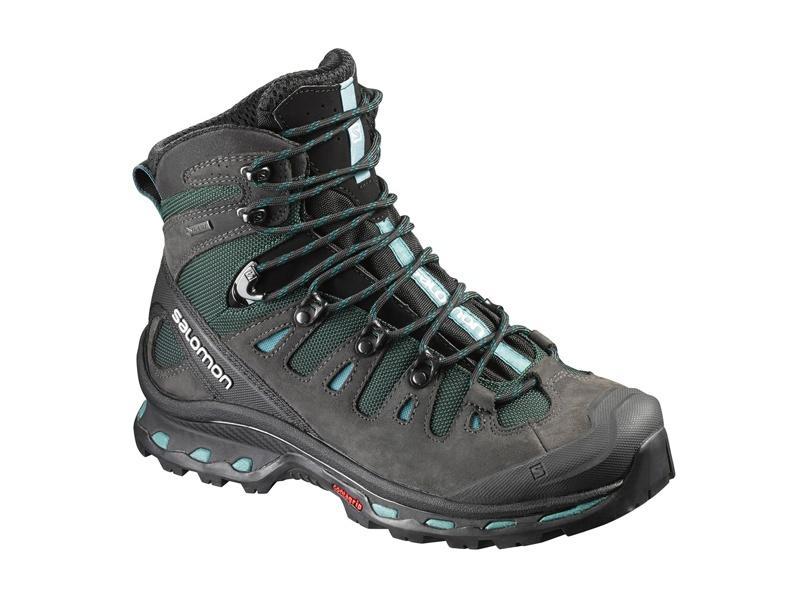 2e1a6c35c55f5 Salomon Quest 4D 2 GTX W asphalt/green/black | Sportrysy.sk