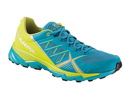 Scarpa Spin RS blue bay/spring green