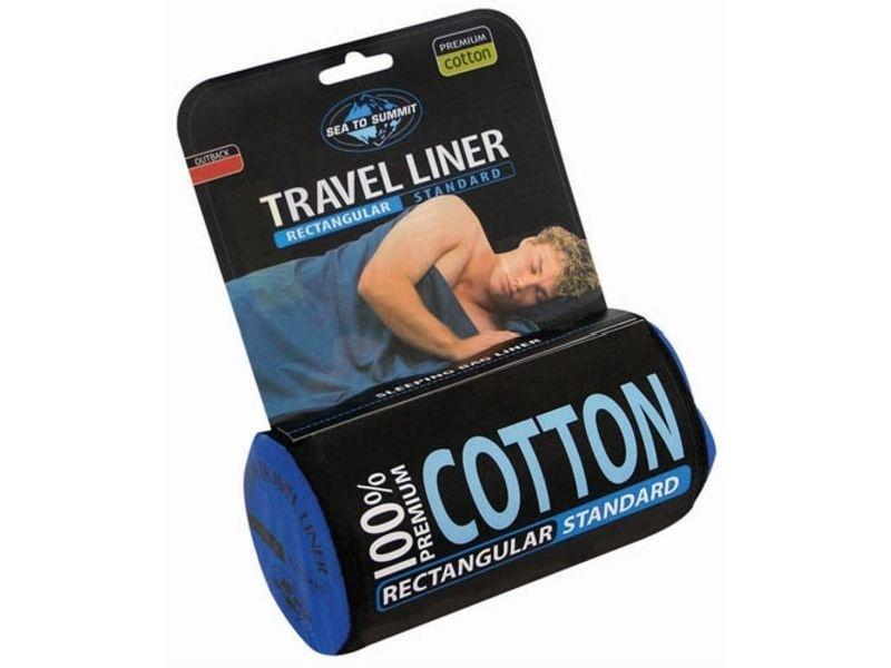 Sea To Summit Cotton Travel Liner Standart